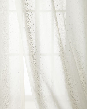 Legacy Home Wish Tie-Top Curtains