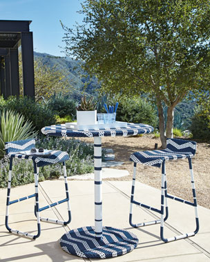 Tamsin Outdoor Table & Barstool