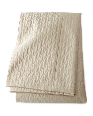 Sherry Kline Home Collection Infinity Coverlet Set
