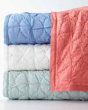 Pine Cone Hill Marina Voile Quilt