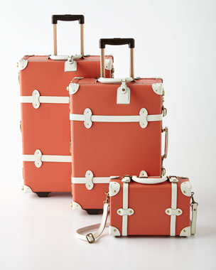 Orange Correspondent Luggage