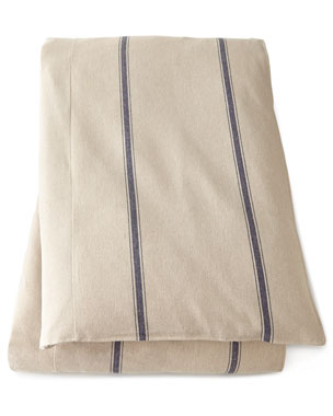 French Laundry Home Bryn Striped Coverlet