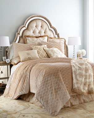 Isabella Collection by Kathy Fielder Catania Bedding