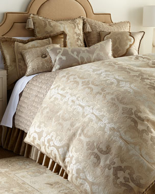 Dian Austin Couture Home Plisse Bedding
