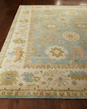 Exquisite Rugs Lunden Oushak Rug
