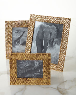 Michael Aram Palm Photo Frames