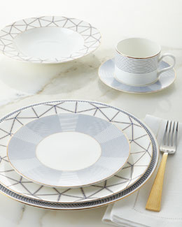 Grande Connelley & Duke Dinnerware with Channing Charger Plate