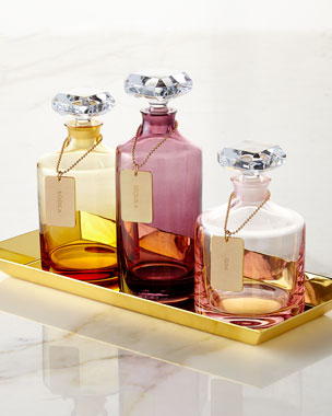 Waterford Rebel Decanters & Tray