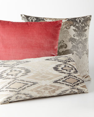 Eastern Accents Lyric Pillows