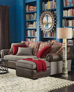 Massoud Lancer Chaise Sectional
