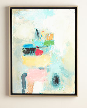 "John-Richard Collection ""Sailing Away"" Original Painting & Giclee"