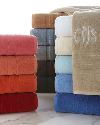 Palmer Bath Towels