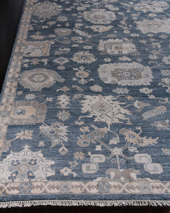 Kira Hand-Knotted Rug