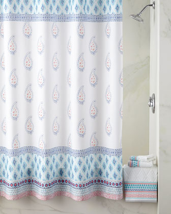 Boho Shower Curtain  and Matching Items