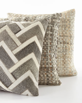 Arrowhead Chevron Pillow and Matching Items