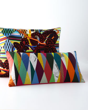 Kinetic Mystic Arlequin Pillow  and Matching Items