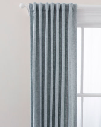 Lock Indoor/Outdoor Curtain Panel