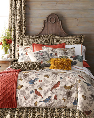"SFERRA ""Perch"" Bed Linens"