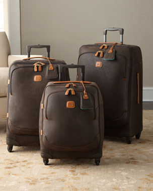 "Bric's Olive ""Life Nuovo"" Luggage"