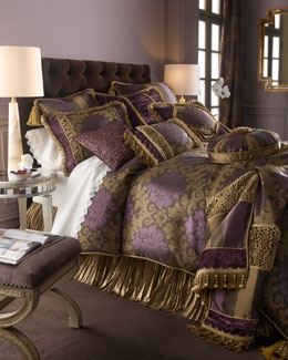 "Dian Austin Couture Home ""Palatial"" Bed Linens"