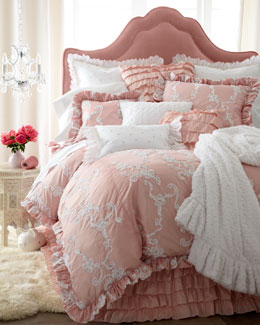 "Matouk ""Catherine"" Bed Linens"