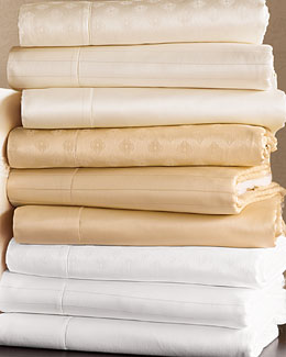 SFERRA 1,020-Thread-Count Solid Sateen Bed Linens