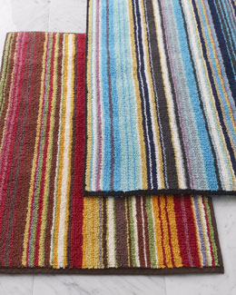 "Missoni ""Jazel"" Striped Bath Mat"