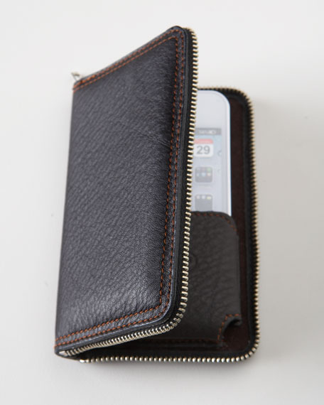 Leather iPhone 4/4s Case
