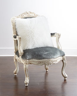 Massoud Lucy Accent Chair