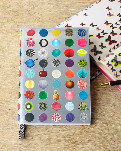 Couture Candy Notebook