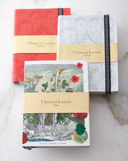 3-Piece Wild Nature Notebook Set