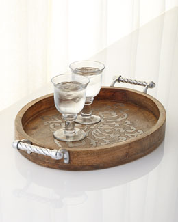 Heritage Small Oval Tray