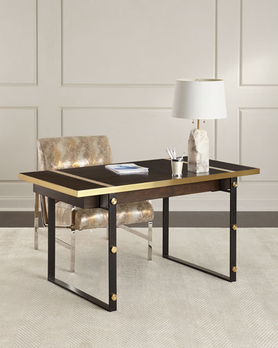 Argus Riveted Writing Desk