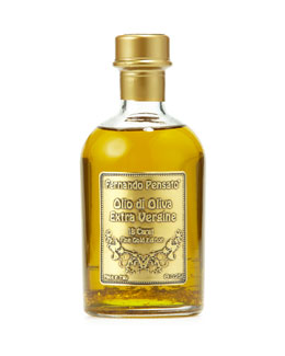 Fernando Pensato Olive Oil with 24-kt. Gold Flakes