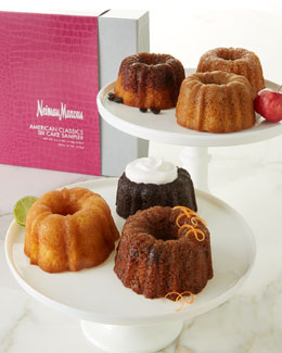 NM EXCLUSIVE American Classic Six-Cake Sampler