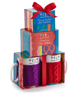 Dylan's Candy Bar Mug Tower Gift Set