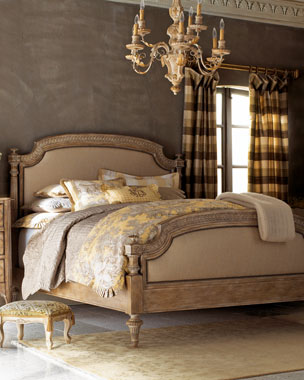Tuscany Panel Bedroom Furniture