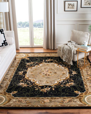 Safavieh Aubusson Night Rug