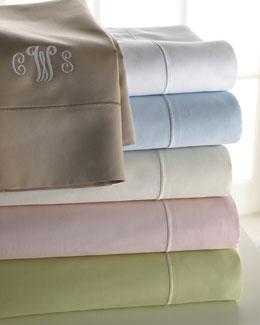Marcus Collection 400TC Solid-Color Sheet Sets