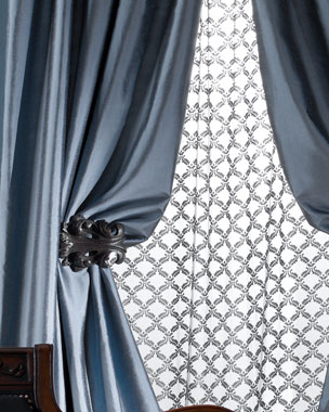 Amity Imports Radiance Silk Curtains