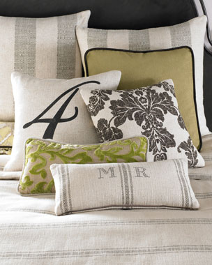 French Laundry Home Spring Garden Pillows & Throw