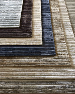 Exquisite Rugs Glistening Ridge Rug