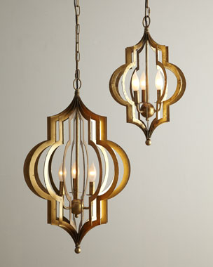 Regina-Andrew Design Pattern Makers Pendant Lights