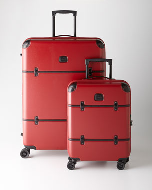Bric's Bellagio Red Luggage