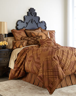 Sweet Dreams Tartan Bedding