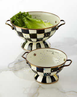 Courtly Check Colanders