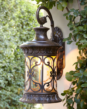 Elk Lighting Orlean Outdoor Lighting