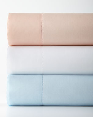 SFERRA Picco Cotton Voile Sheets