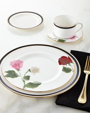 kate spade new york Rose Park Dinnerware