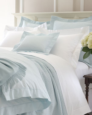 Annie Selke Luxe Lia Bedding & 500TC Lia Sheets